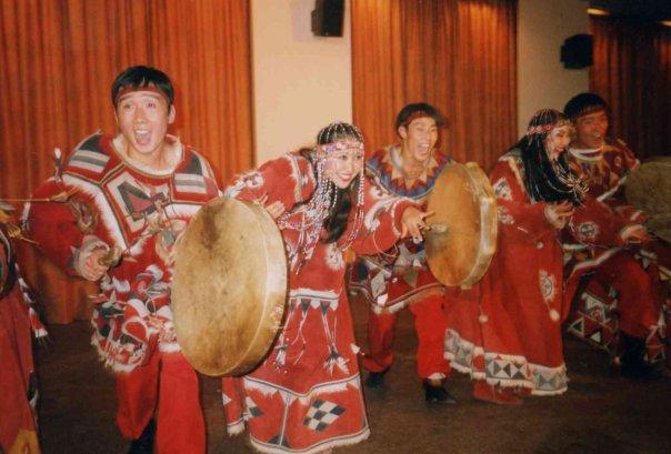 эвенкийский танец